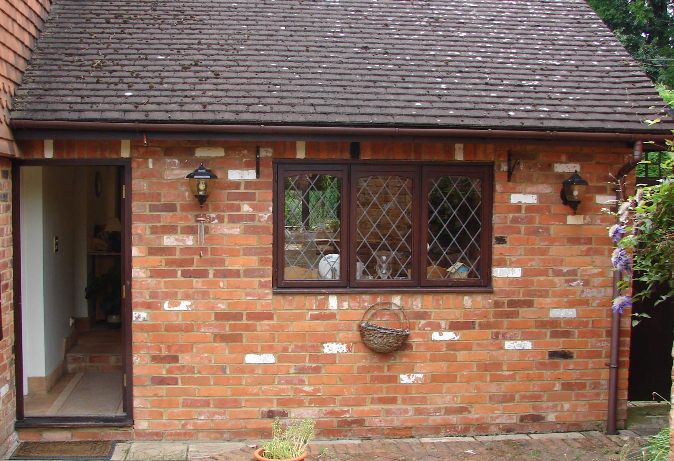 Brick house familyhaikus for Brick house design blog